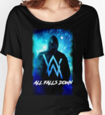 The New Look Of Alan Walker Women's Relaxed Fit T-Shirt