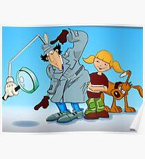Inspector Gadget Poster