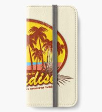 Paradise Papers iPhone Wallet/Case/Skin
