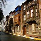 Istanbul Buildings by Sekans