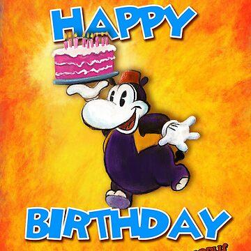 Horus Hippo - Happy Birthday by Stayf