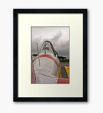 WWII Fighter Framed Print
