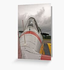 WWII Fighter Greeting Card
