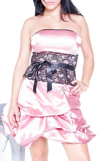 Fashion Model by Joshua Rablin