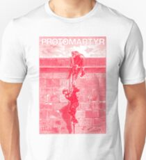 Protomartyr (red engraving) Unisex T-Shirt