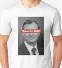 Christopher Nolan Unisex T-Shirt