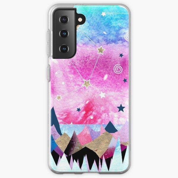 Libra Constellation Samsung Galaxy Soft Case