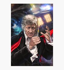 The 3rd Doctor Photographic Print