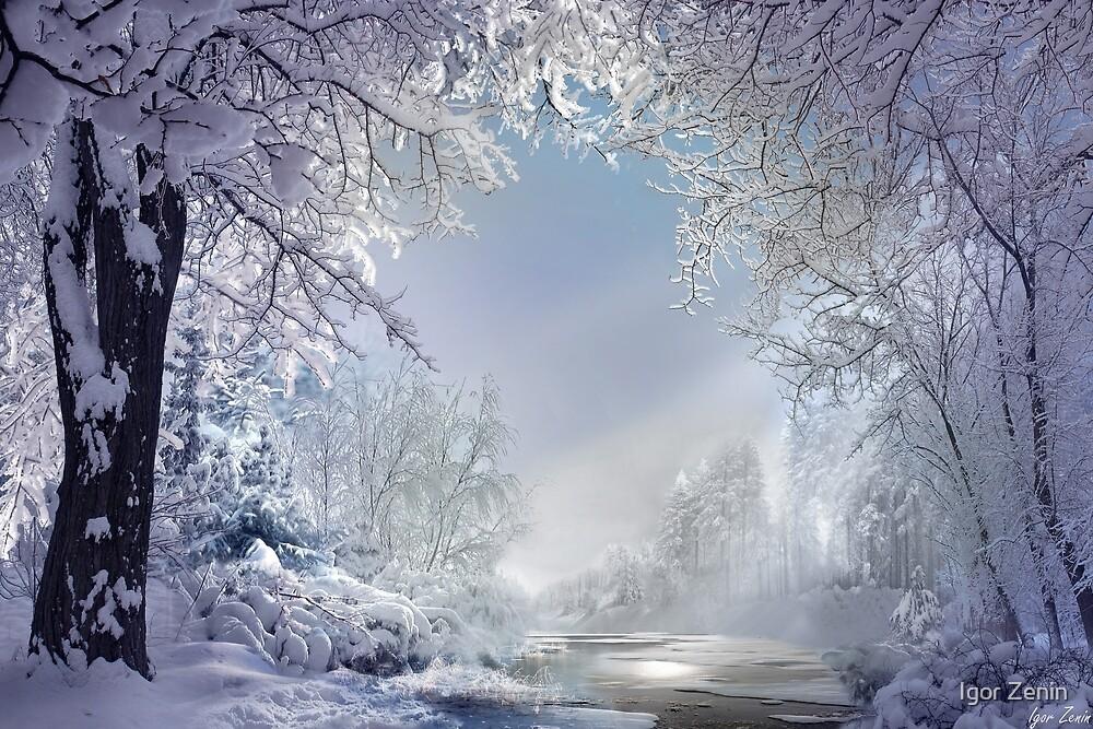 White Calm by Igor Zenin