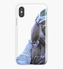 A SLOTH ON HOTH iPhone Case/Skin