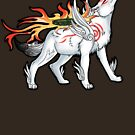 Amaterasu - Okami by Susmishious