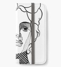Olympia iPhone Flip-Case/Hülle/Skin