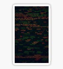 Coding Sticker
