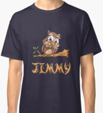 Jimmy Owl Classic T-Shirt