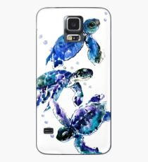 Three Sea Turtles Case/Skin for Samsung Galaxy