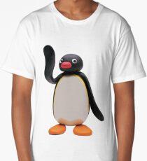 Pingu the penguin Long T-Shirt