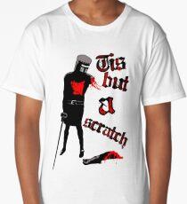 Tis but a scratch - Monty Python's - Black Knight Long T-Shirt