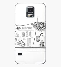 Weapons Of Mass Creation - Sewing (no type) Case/Skin for Samsung Galaxy