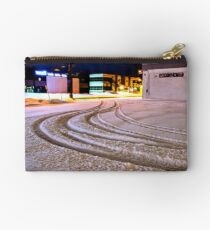 Tracks in the Snow Studio Pouch