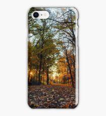 Follow The Light iPhone Case/Skin
