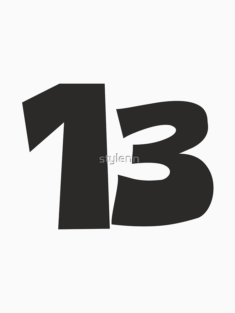 thirteen by stylenn