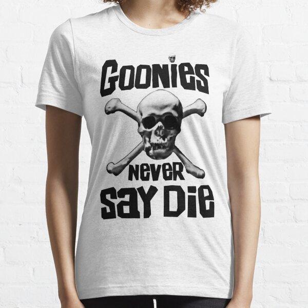 Los goonies - GOONIES NUNCA DICEN MUEREN T-shirt Camiseta esencial