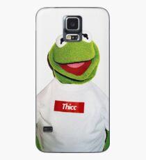 Supreme Kermit Thicc Shirt Case/Skin for Samsung Galaxy