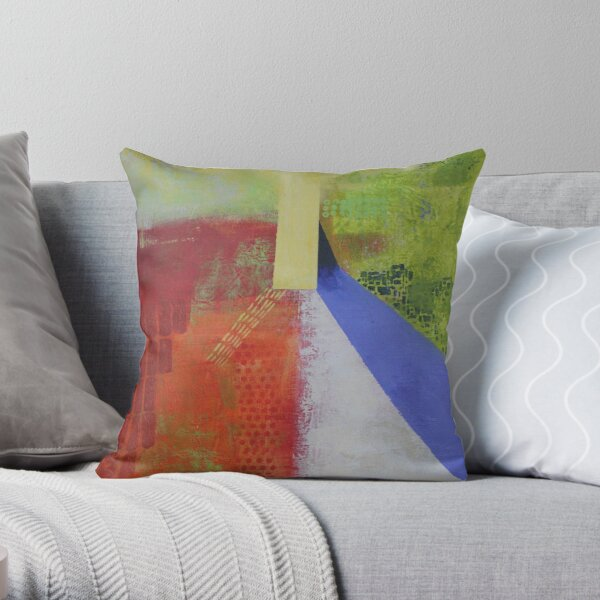 Sunday Sunrise Throw Pillow