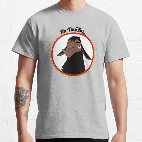 Kuzco NO TOUCHY David, der neue Groove-Kaiser des traurigen Lama-Kaisers, hat kein lustiges Geschenk Classic T-Shirt