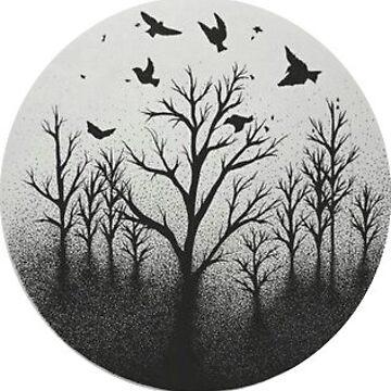 Bosque misterioso de katewilliams320