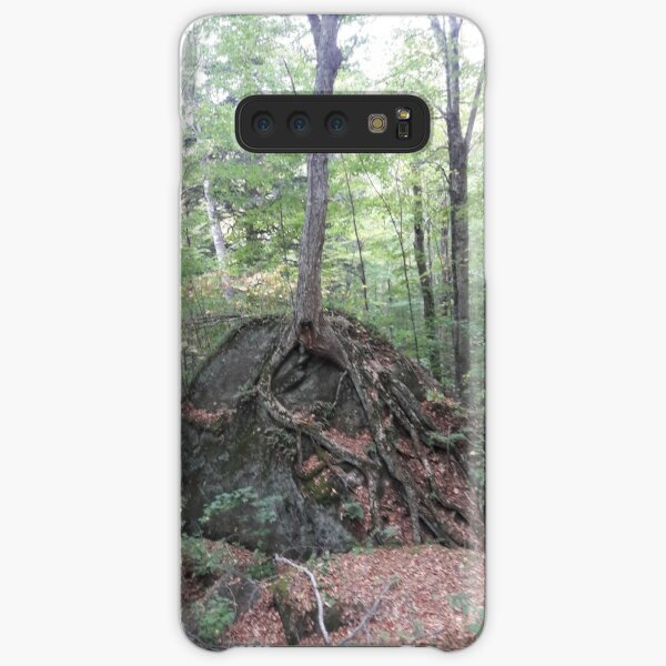 """Oh Wise One"" Samsung Galaxy Snap Case"