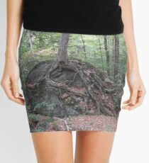 """Oh Wise One"" Mini Skirt"