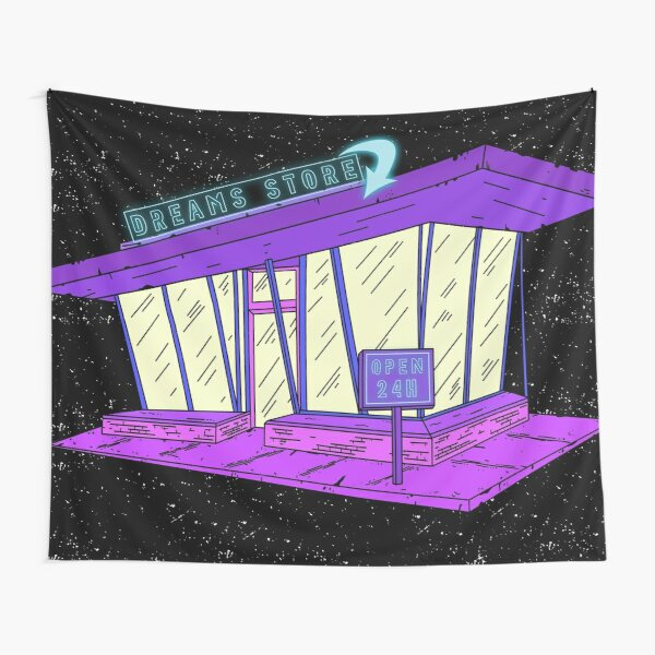 Dreams Store Tapestry