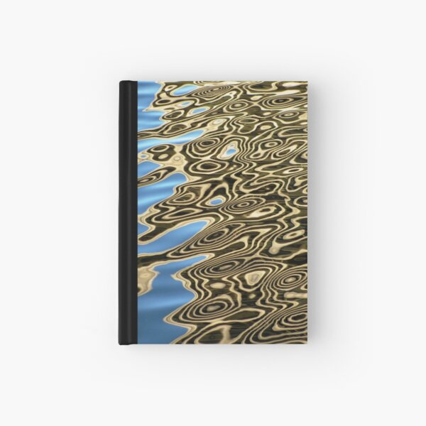 Water Reflection 2 Hardcover Journal