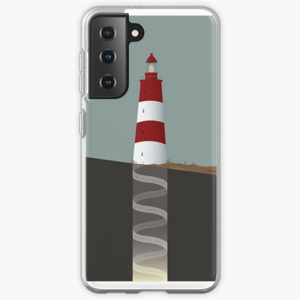 Topographical Anomaly  Samsung Galaxy Soft Case