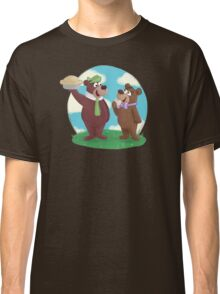 Yogi and Boo Boo Classic T-Shirt