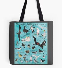Common Birds of Kure Atoll Tote Bag