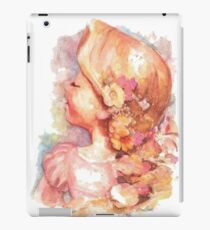 Tangled Watercolor iPad Case/Skin