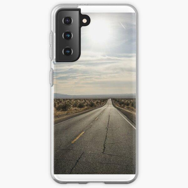 Desert Road Samsung Galaxy Soft Case