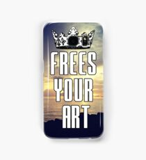 FYA - Frees Your Art #3 Samsung Galaxy Case/Skin