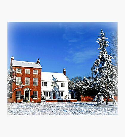 Wondrous Winter Photographic Print