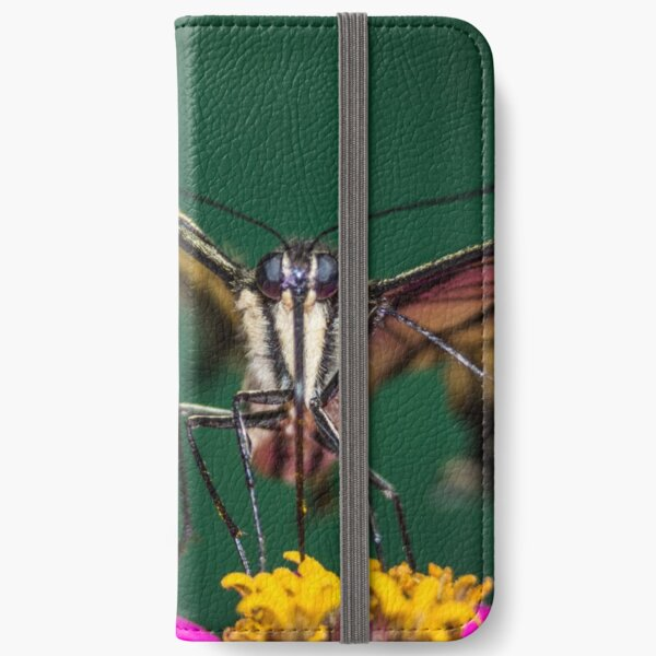 Butterfly Dance iPhone Wallet