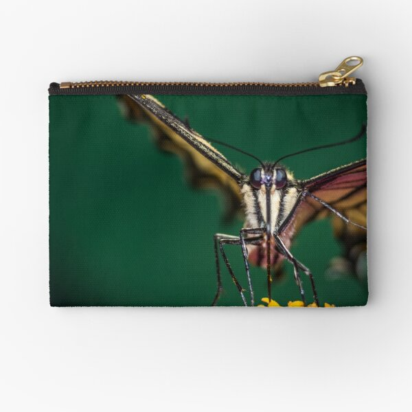 Butterfly Dance Zipper Pouch