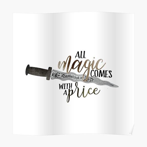 Il était une fois - Toute magie vient avec un prix Poster