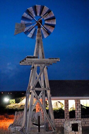 Eddy House Windmill  by Robert Meyers-Lussier