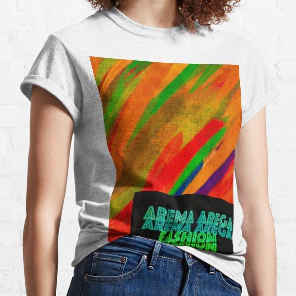 """Trae """"Color"""" a tu vida Camiseta clásica"""