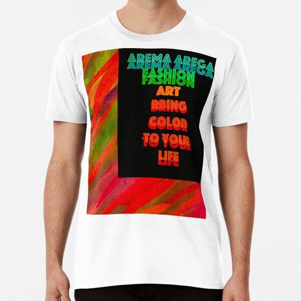 """Trae """"Color"""" a tu vida Camiseta premium"""