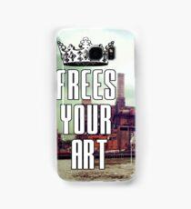 FYA - Frees Your Art #2 Samsung Galaxy Case/Skin