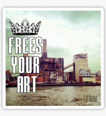 FYA - Frees Your Art #2 Sticker