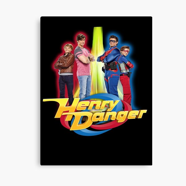 HENRY DANGER TV Show Hero /& Villain Characters CUSTOM DESIGN T-SHIRT